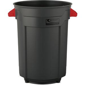 Indoor/Outdoor Waste Receptacle