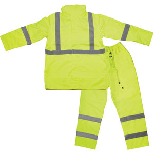 High Visibility Rain Suits