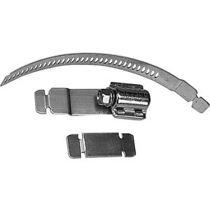 Band,10 Fastenrs BREEZE BR 4002 Make-A-Clamp Kit,50 ft