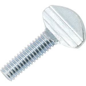 3//8-16 X 1-1//2 Thumb Screws 18-8 No Shoulder Type B AISI 304 Stainless Steel 3 pcs Spade Head