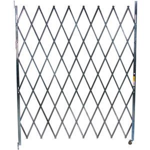 Single Folding Gate