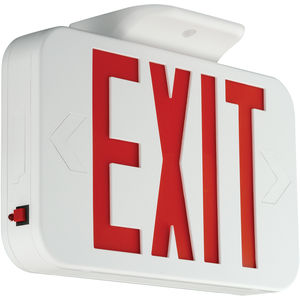 Damp Location Exit Sign