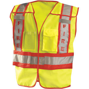 Public Safety Breakaway Hi-Vis Safety Vest