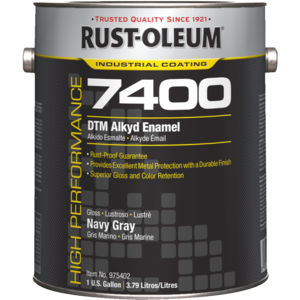 Rust Protection Paint