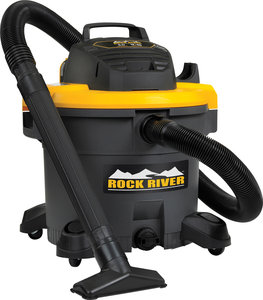 12gal 5hp heavy duty rock river wet dry vacuum fastenal for Bulk river rock for sale near me