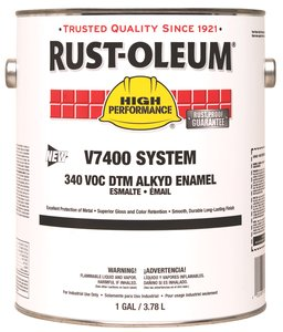 1gal Safety Red High Performance 174 V7400 System