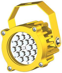 14 watt, 12 chip, 12° tmd led loading dock light with 6' cord, Reel Combo