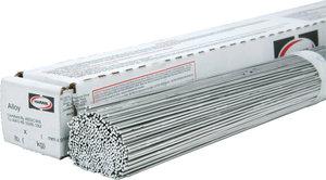 Box Harris 0404330 4043 Aluminum TIG Welding Rod 1//16 x 36 x 10 lb