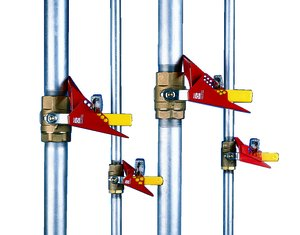 ball valve lockout. ball valve lockout c