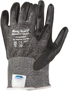 Body Guard By Memphis Dyneema Safety Gloves Cut Resistant