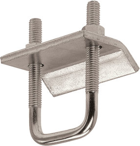 P2785 3 3 8 Quot Stainless Steel Beam Clamp Fastenal