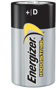 D Cell Size EN95 Energizer® Industrial Alkaline Battery | Fastenal