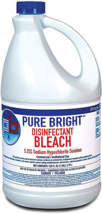 1gal Household Cleaning Chlorine Bleach
